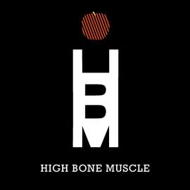 HIGH BONE MUSCLE